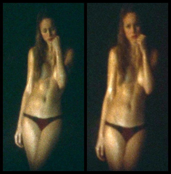 Brie larson topless