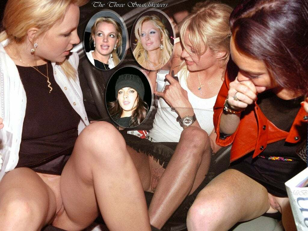 Linsey Lohan With Out Panties Jpg