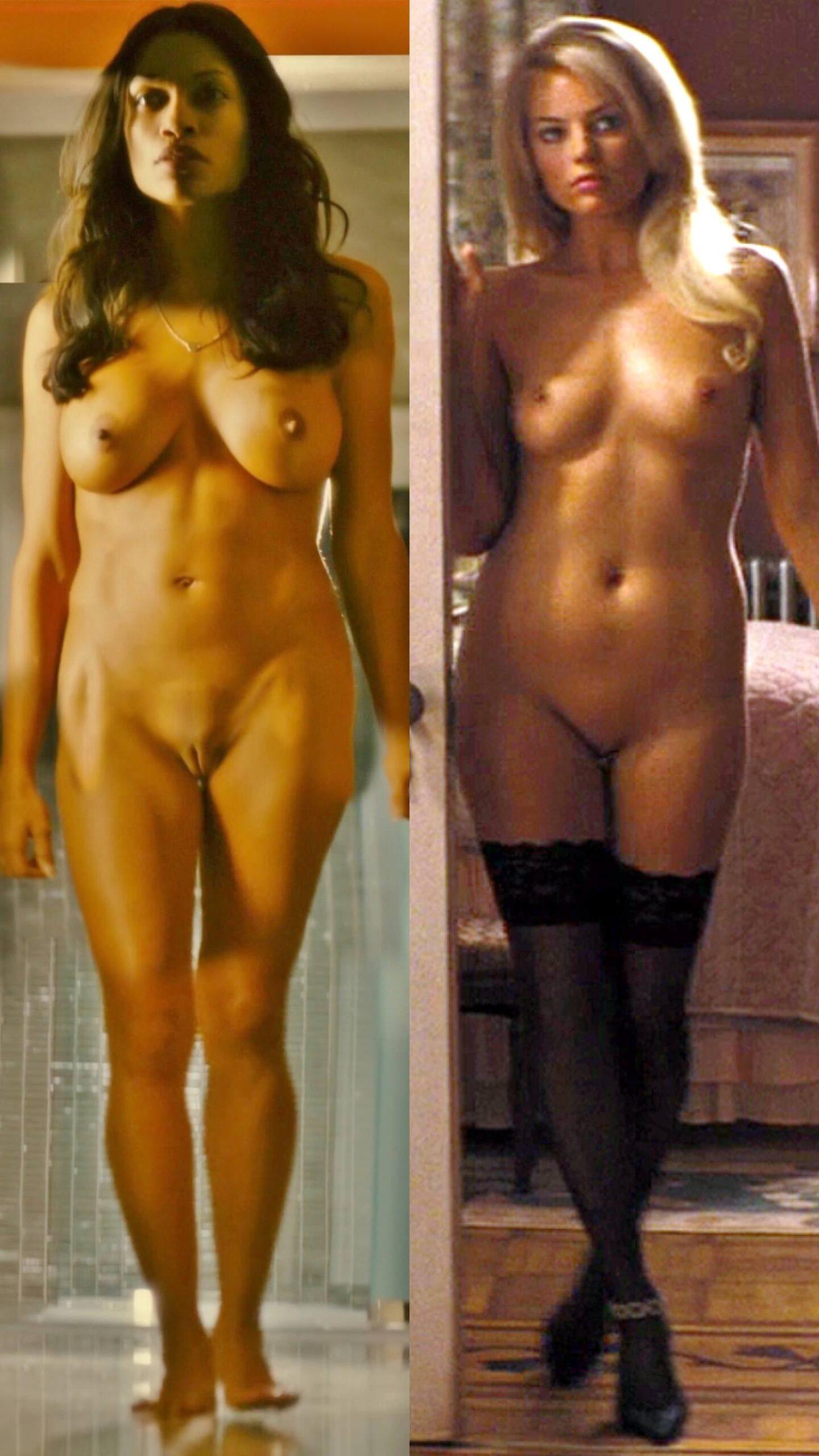 Naked dawson These Rosario