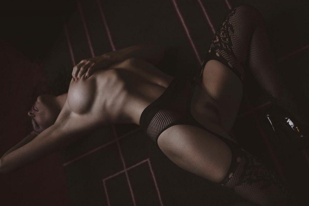 Celine Andrea  nackt