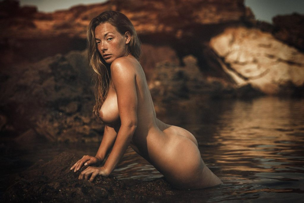 Nackt  Gabriela Mach 41 Hottest