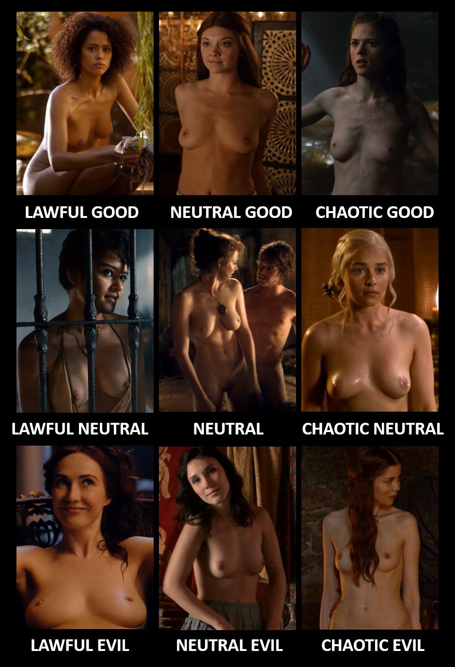 Laurenti nude rosabell sellers Nudity in
