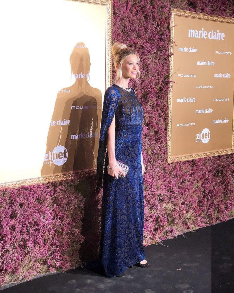 Carla nackt Pereyra The Celebrity