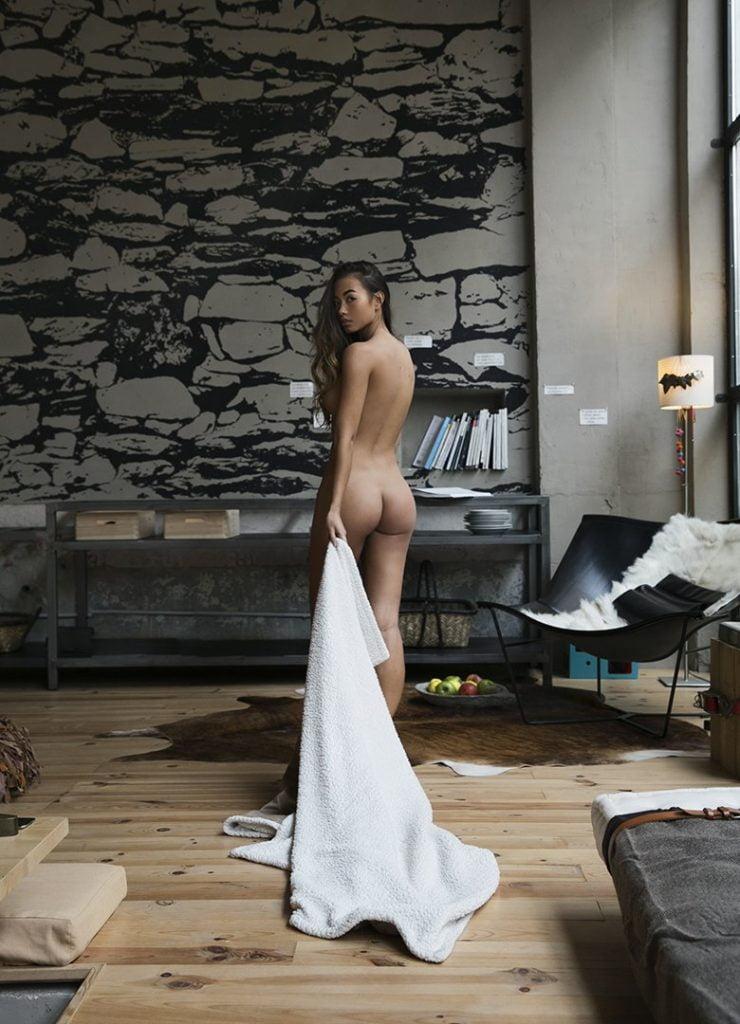 Jennifer Berg  nackt