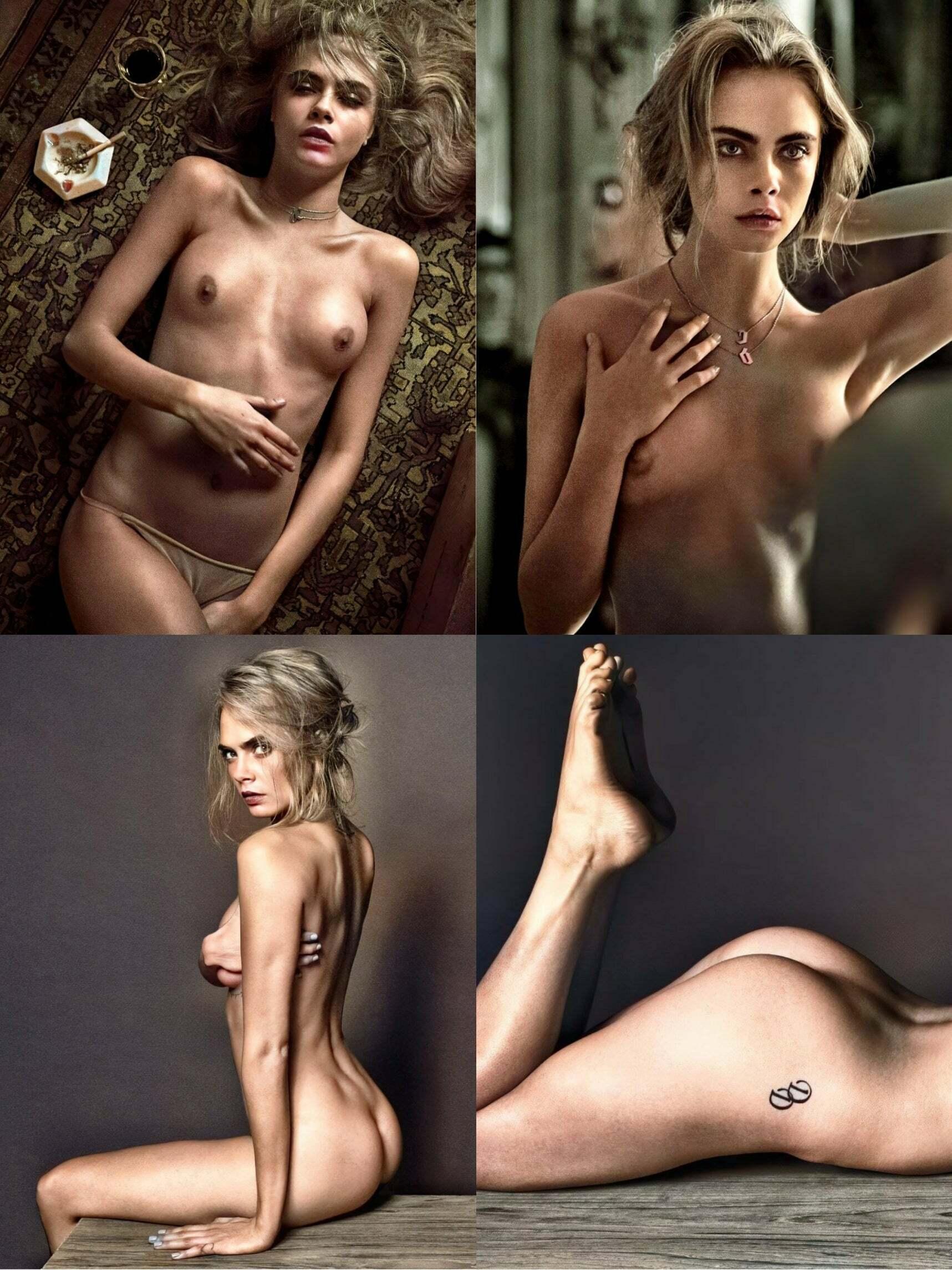 Cara delevingne nudes